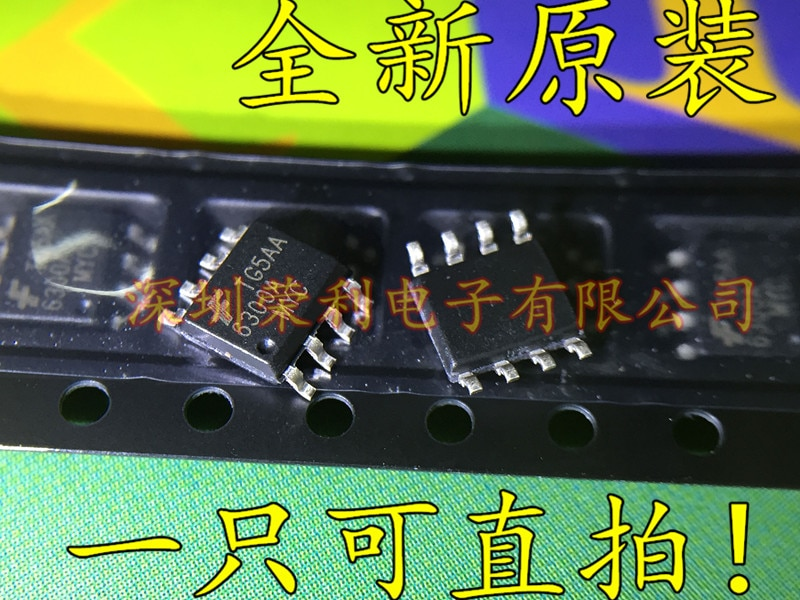 10 piezas nuevo FAN6300AMY FAN6300A 6300AMYC SOP8 en stock
