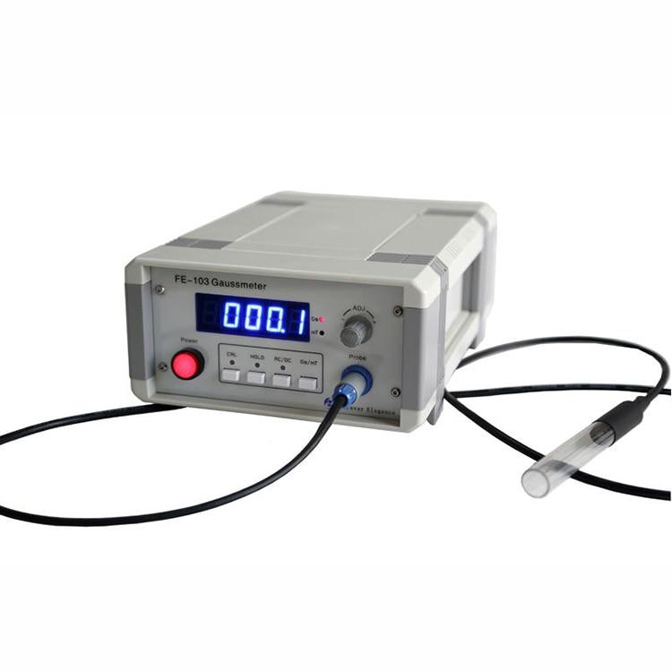 FE-103 التيار المتناوب/تيار مستمر gaussmeter الرقمي/سطح المكتب gaussmeter