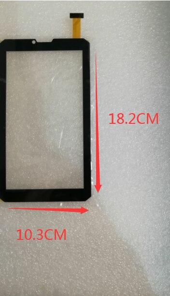 ZGY para tablet IRBIS TZ757 de 7 pulgadas, Sensor de Digitalizador de pantalla táctil capacitivo externo, CX18A-098 multitáctil de repuesto