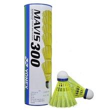 100% authentique Yonex Mavis M300 Mavis 600 Badminton Nylon balle Badminton entraînement volant