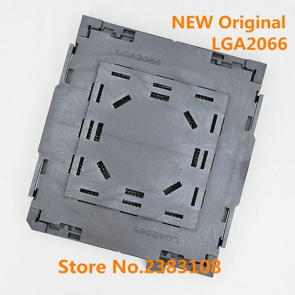 1pcs*  NEW Original  Socket  LGA2066  LGA 2066  CPU Base PC Connector BGA Base