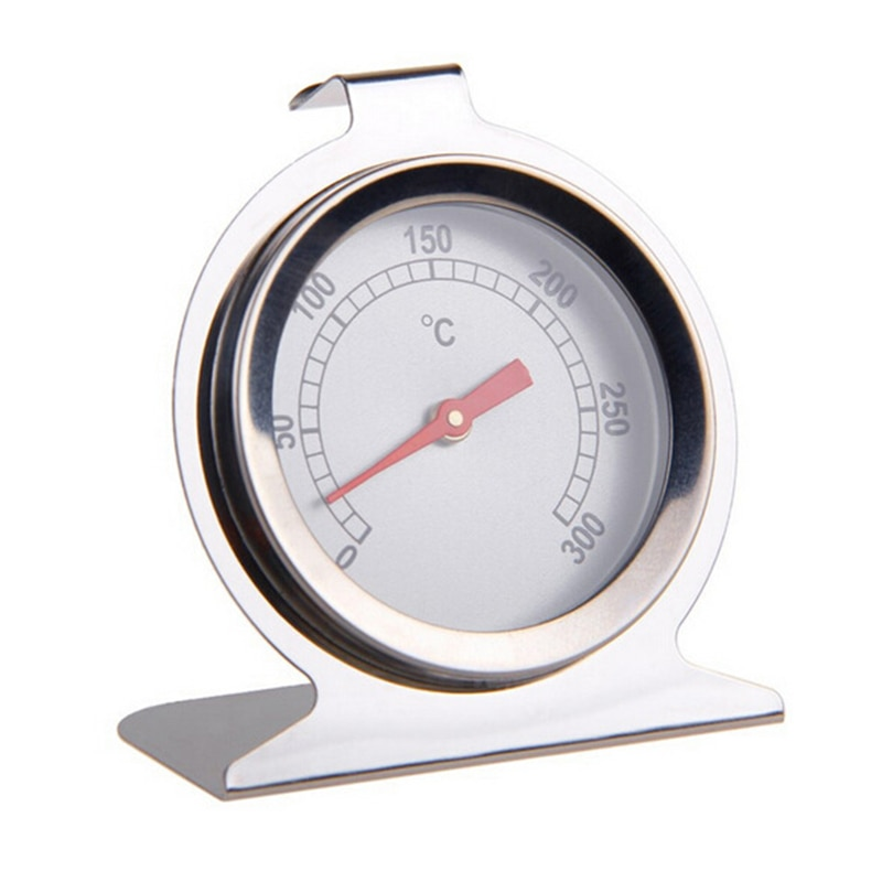 Stainless Steel Metal Shell Household Baking Oven Thermometer