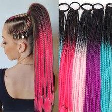 New Cute Girl Elastic Hair Rope Rubber Bands Braids Hair Accessories Wig Ponytail Hair Ring Twist Br