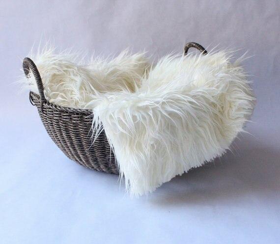 Bebê recém-nascido fotografia adereços foto do bebê traje infantil do vintage algodão envoltório nursling cobertor macio vestir-se para a menina do menino 60*50cm