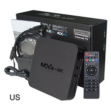 X96 Mini Android Network TV Box Android 1G+8G 4GB 32GB 4K WiFi Media Player 3D Video Wifi Bluetooth