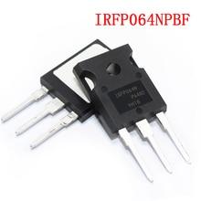 5 pcs/lot IRFP064NPBF À-247 IRFP064N TO247 IRFP064 TO-3P nouveau MOSFET transistor