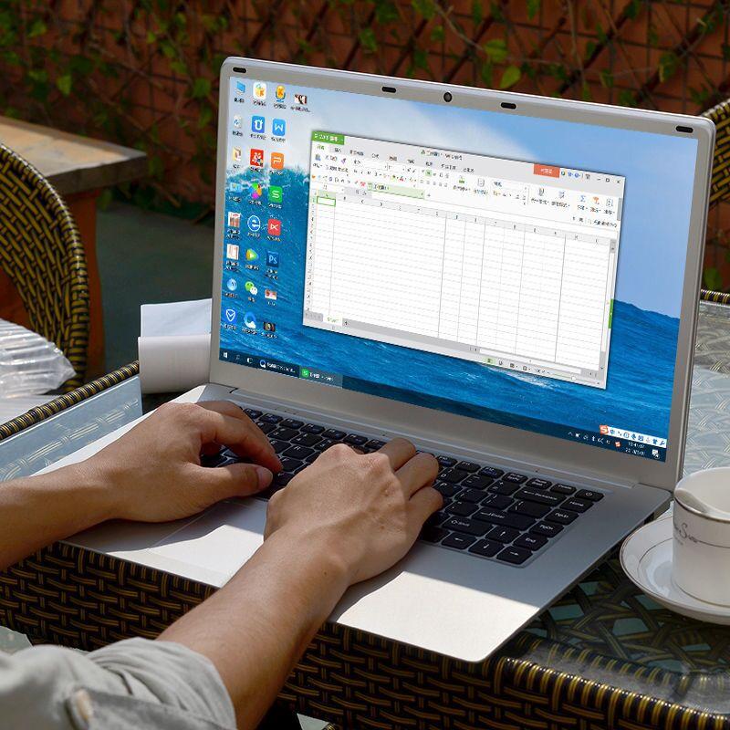 Fornecimento direto da fábrica de laptops, novo produto, venda quente de laptops de 13.3 polegadas, i3 i5, i7, 4gb, 500gb, pc
