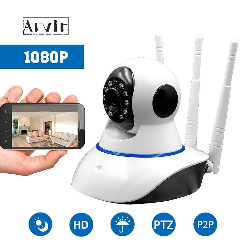 Cámara IP De seguridad CCTV para el hogar, dispositivo De Vigilancia De...
