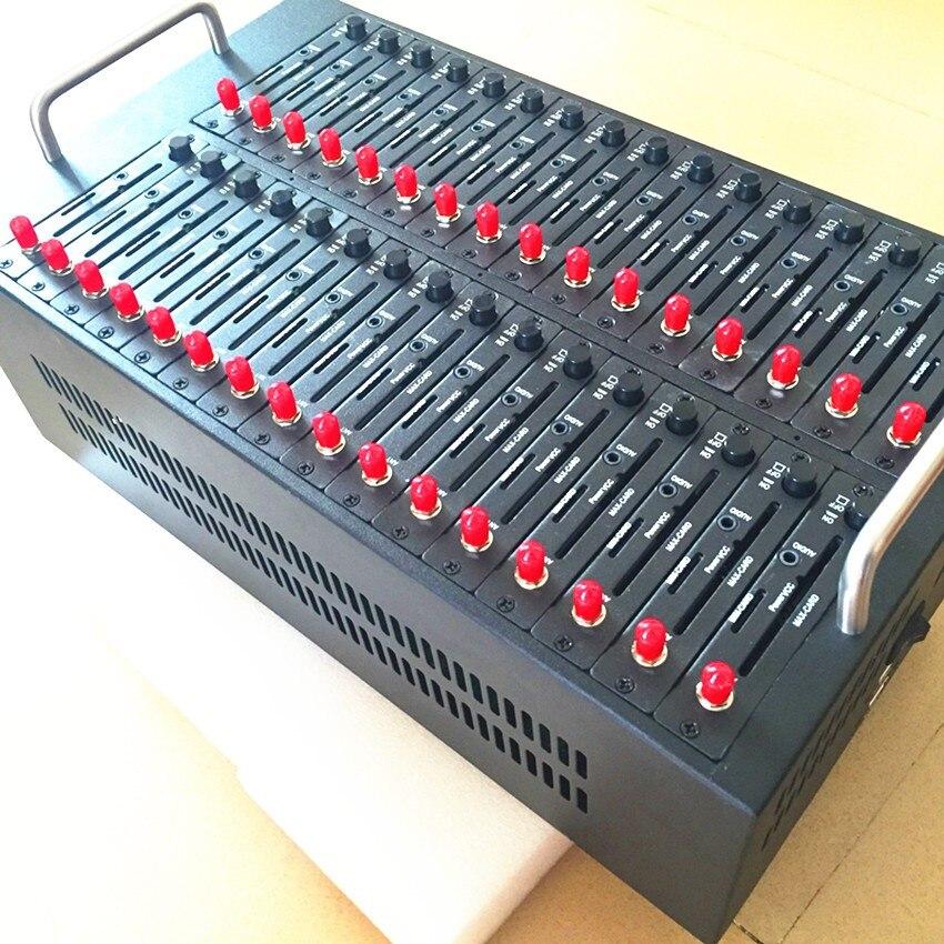 3g 32 Puerto módem GSM Wavecom wcdma 3g módem 32 puertos 3g módem piscina sim5320J para Japón uso