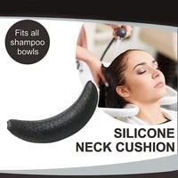 beauty salon silicone hair washing pillow sink cushion shampoo bowl gel neck cushion hair cleaning headrest home use barber tool
