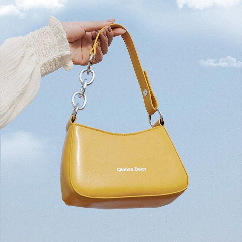 Hobo do vintage couro do plutônio sacos de ombro pequenos para as mulheres 2020 cor brilhante totes bolsa de couro feminino e bolsa senhoras embreagem