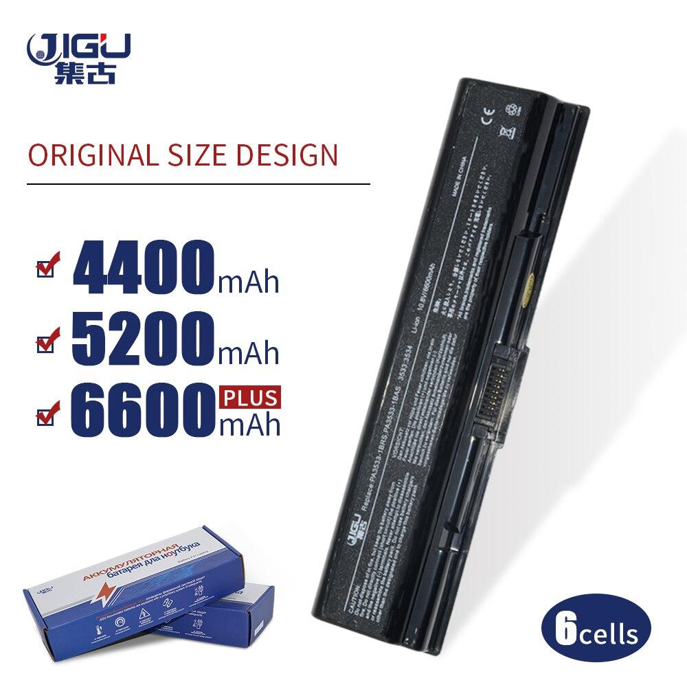 JIGU Laptop Battery FOR Toshiba Satellite A200 A202 A355 A203 A500 A205 A210  A300 A215 A300D A305 A305D A505D M200 M205 M216