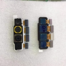 Original Rear Back Camera Module Big Camera Module Flex Cable For Samsung Galaxy A9 2018 A920