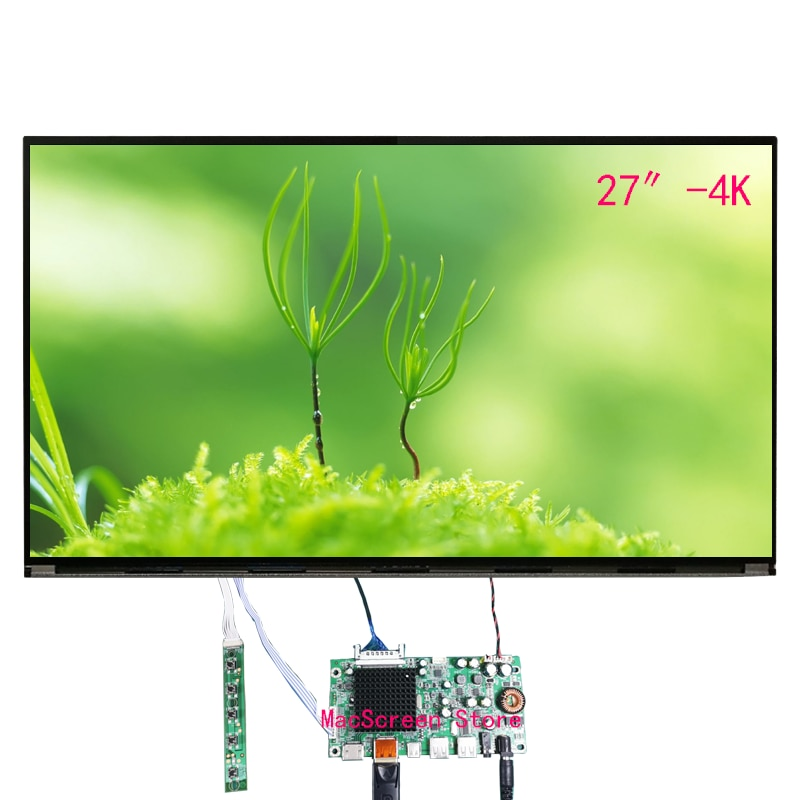 "27 ""4 K Original NEUE IPS LCD LED Screen Modul LM270WR3 SS A1 Für LG 27UD68 27UD69 27UK650 27UL600 schmale lünette monitor display"