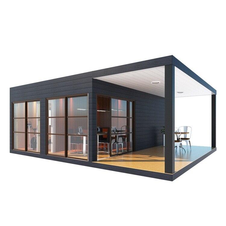 Недорогой современный сборный дом жилой контейнер Мебельные каркасы   