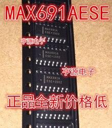 5 peças MAX691AESE MAX691A MAX691AESE SOP16