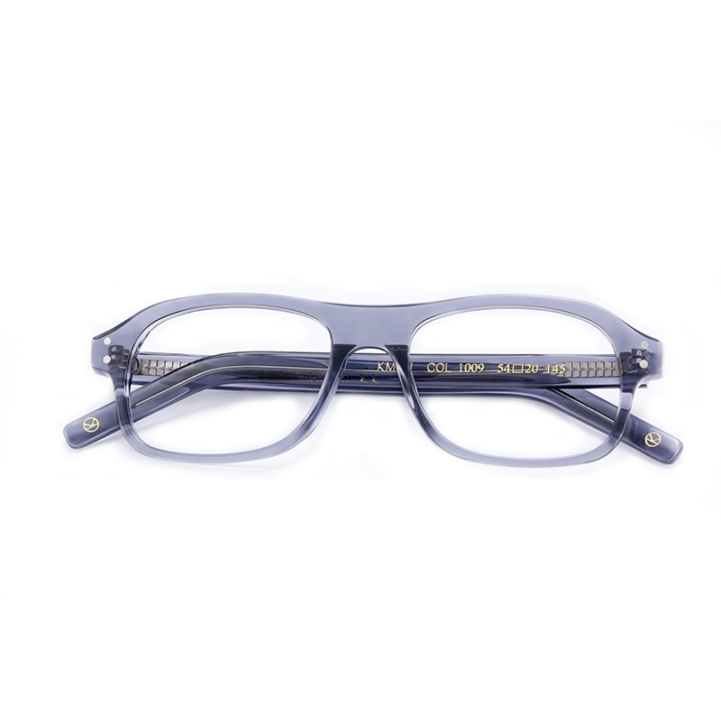 نظارات كينغسمان ريترو وصفة طبية نظارات خلات البصرية. نظارات للرجال والنساء إطار نظارات نظارات الضوء الأزرق