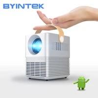 BYINTEK C720 Home cinema LED Mini projecteur Full HD Portable pour 1080P 3D 4K cinema  batterie Android 10 en option
