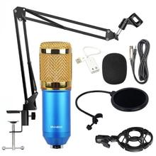 karaoke microphone studio condenser mikrofon mic bm-800 For KTV Radio Braodcasting Singing Recording computer BM 800 2020 New