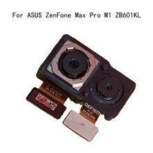 For Asus ZenFone Max Pro ( M1 ) ZB601KL Rear Camera back Photo Camera Modules Flex Cable Parts Repai