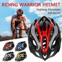 Светильник велосипедный шлем, светильник велосипедный шлем унисекс, для горных и дорожных велосипедов, спортивный защитный шлем
