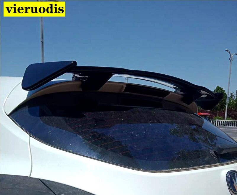 Voor Ford Focus Hatchback Universele Spoiler Binzhi Outlander RAV4 Fit Vleugel Tijger Alto Swift Suv Gemodificeerde Achterspoiler