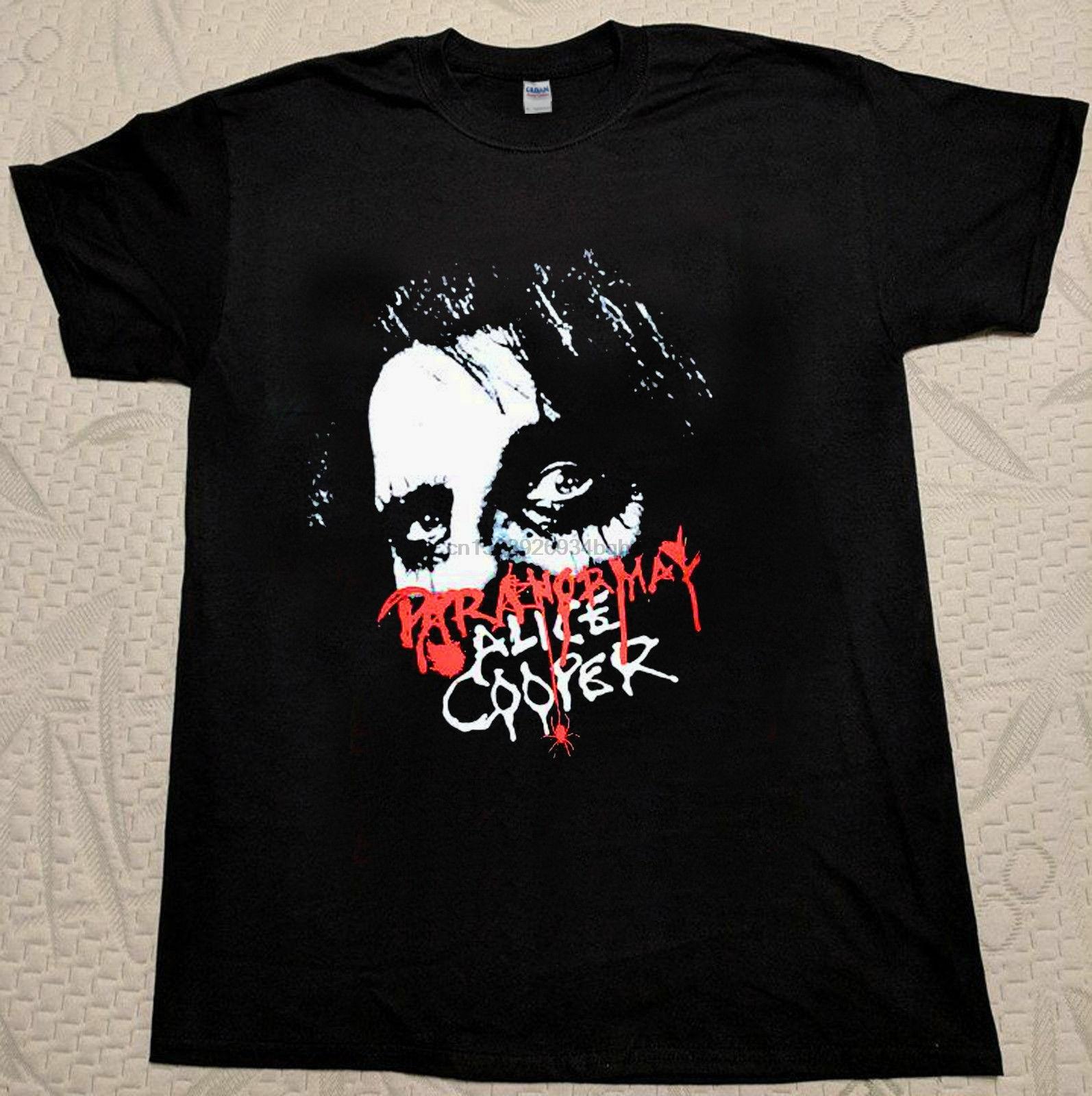 Nueva Alice Cooper mundo Paranormal Tour 2020-2020 camiseta tamaño S a 2XL