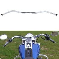 Motorcycle 3.5 Rise 1 1/4'' Beach Handlebar For Harley Road King FLHR Dyna XL 883 1200