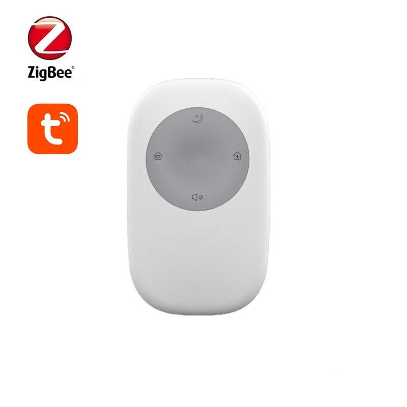 Tuya Wireless Arm Disarm Remote Control Works With Tuya Zigbee Gateway Only