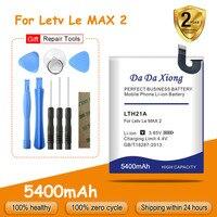Высококачественный аккумулятор 5400 мАч LTH21A для Letv Le Max 2 X820 Le Max2 5,7 дюймов X821 LeMax2 X822 X829