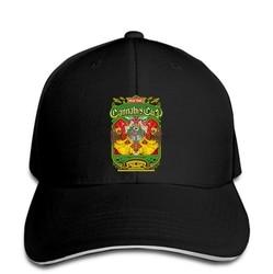Vintage high times 26th anual amsterdam canabi men boné de beisebol novo snapback boné feminino chapéu pico