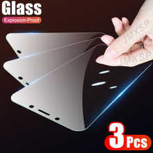 3Pcs Tempered Glass For Xiaomi Redmi 5 Plus 4X 7 7A 6 6A 5A S2 K40 Pro Protective Glass For Redmi Note 5 6 7 Pro 4X 5A 4 Glass