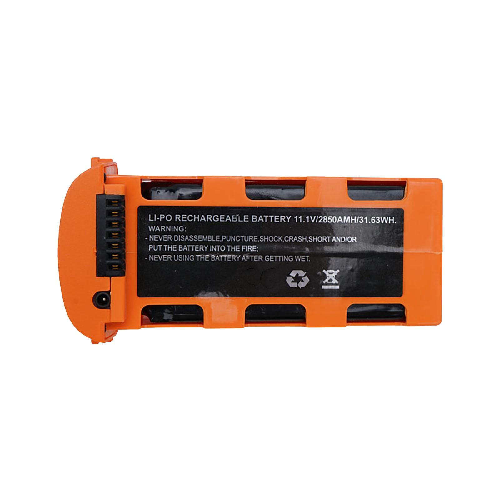 Jjrc x17 zangão bateria de alta capacidade li-po batteries11.1v 2850mah para jjrc x17 rc zangão quadcopter acessórios