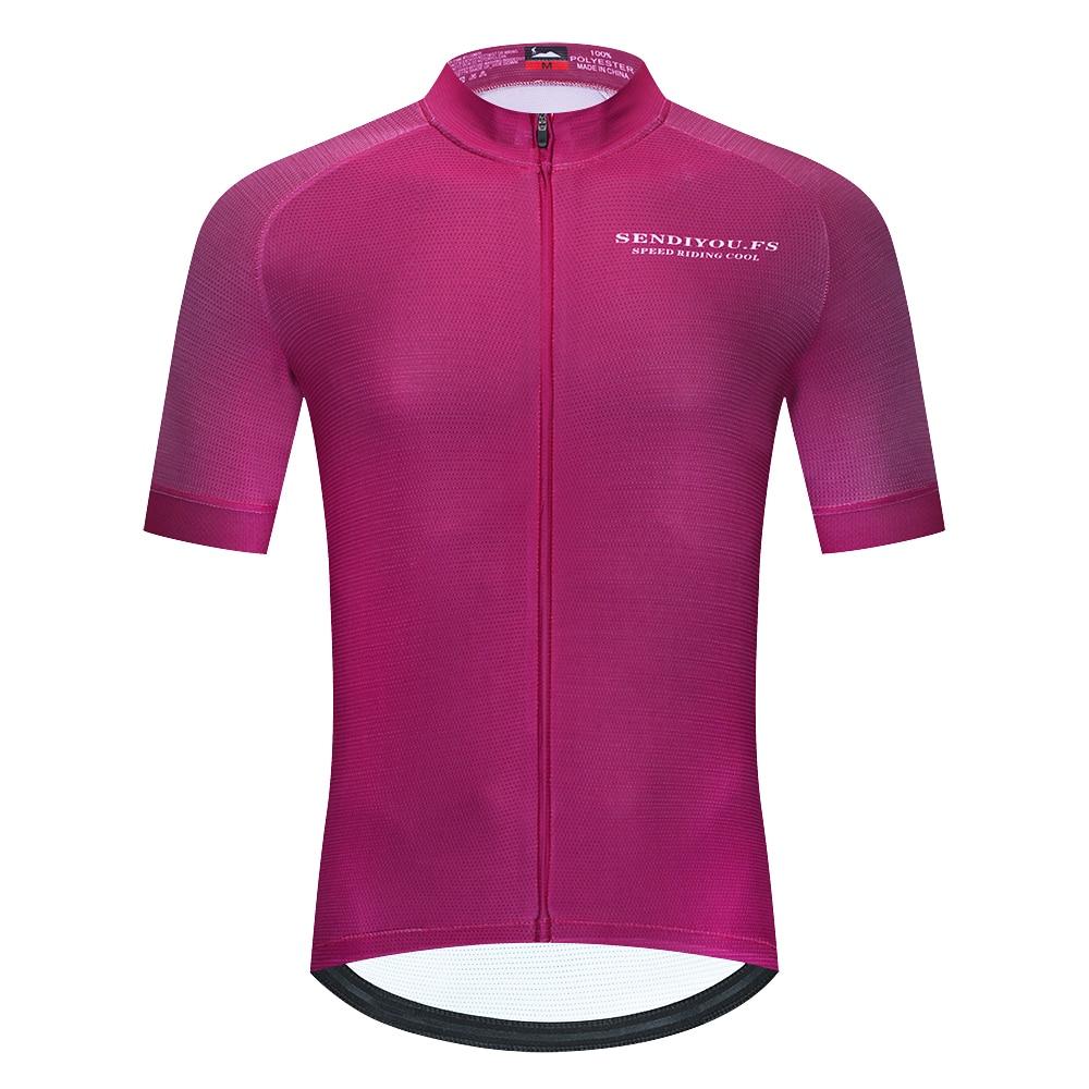 Camiseta de manga corta de ciclismo de alta calidad 2020 downhill mtb...