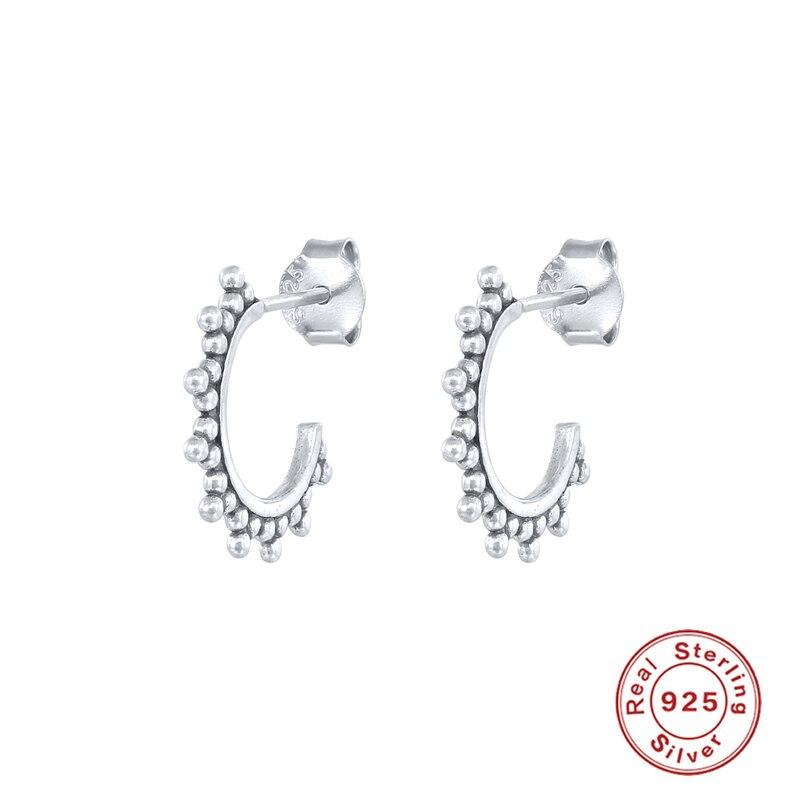 boako-серебро-925-ювелирные-украшения-женские-серьги-круглые-бусины-Тип-c-серьги-гвоздики-Золото-серебро-ювелирные-изделия-модный-прекрасный-п