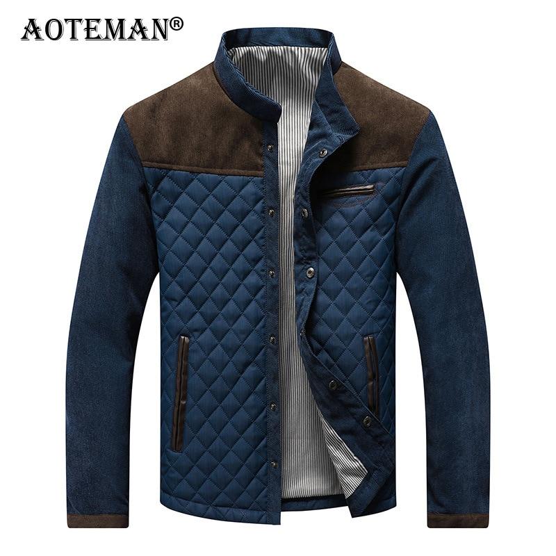 Мужская повседневная куртка, приталенная мужская верхняя одежда, мужская одежда в стиле пэчворк, модные мужские куртки, модель LM058 на весну ...