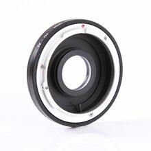 GloryStar Adapter Ring For Canon Fd/fc Lens To Nikon D810 D750 D7200 D3300 D5500 Dslr Camera Body W/ Glass+ Len Caps FD AI -