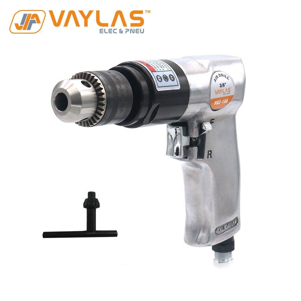 Pneumatic Tool Pneumatic Air Screwdriver Socket Wrench Drill Gun Reversible Rotation High Speed