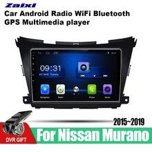ZaiXi-voiture Android 2 din multimédia   GPS, Navigation, pour Nissan Murano, 2015 ~ 2019 vidéo vidéo, Radio stéréo vedio, wifi, carte vidéo