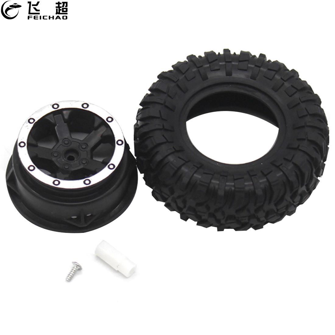 عجلة بلاستيكية افعلها بنفسك ، عجلة مطاطية مصنوعة يدويًا ، 3 × 78 مللي متر ، محور ثقب الإطارات 3 مللي متر ، قطر 78 مللي متر لسيارة 4WD ، 10 قطعة
