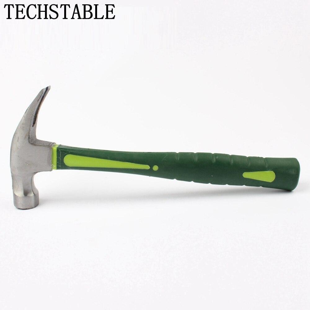 TECHSTABLE 30 мм молоток-коготь Противоскользящий гвозди деревообрабатывающий молоток железный молоток для ногтей