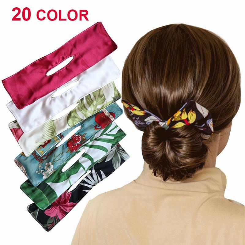 bun bun button 50 Colors Deft Bun Hair Bun Maker Hair Twist Hair French Stylish Donut Bun Maker  Hair Styling Twister for Women Hair Braider