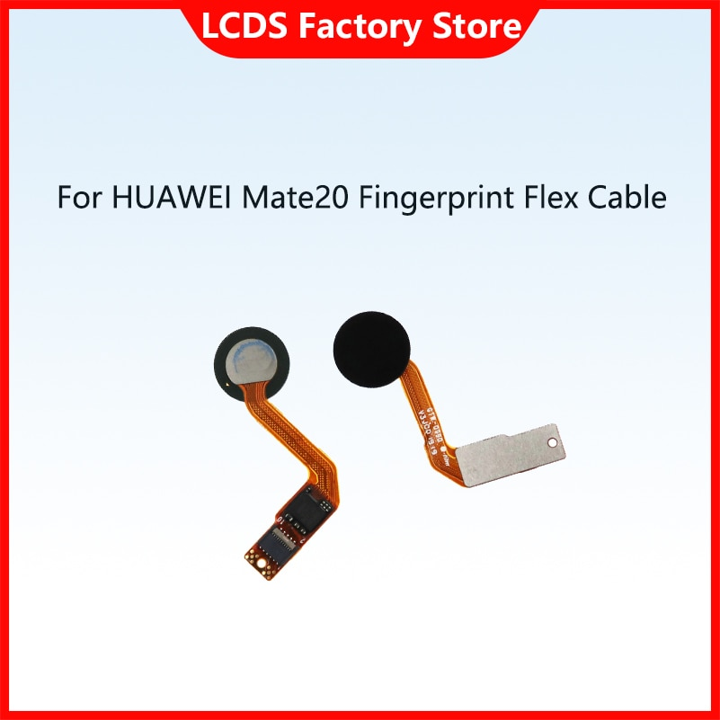 AAA Quality Fingerprint Flex Cable For HUAWEI Mate20 Fingerprint Sensor Flex Cable For huawei mate 20 Fingerprint Sensor