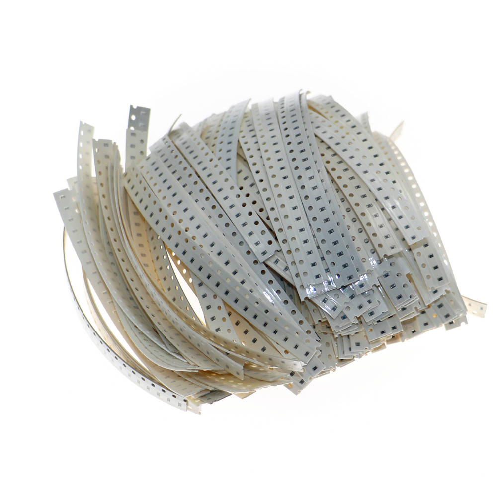 4250 шт./лот 170 значение x 25 шт. 0603 1/10В 0 ohm-10M Ом SMD бескорпусный резистор постоянного сопротивления комплект