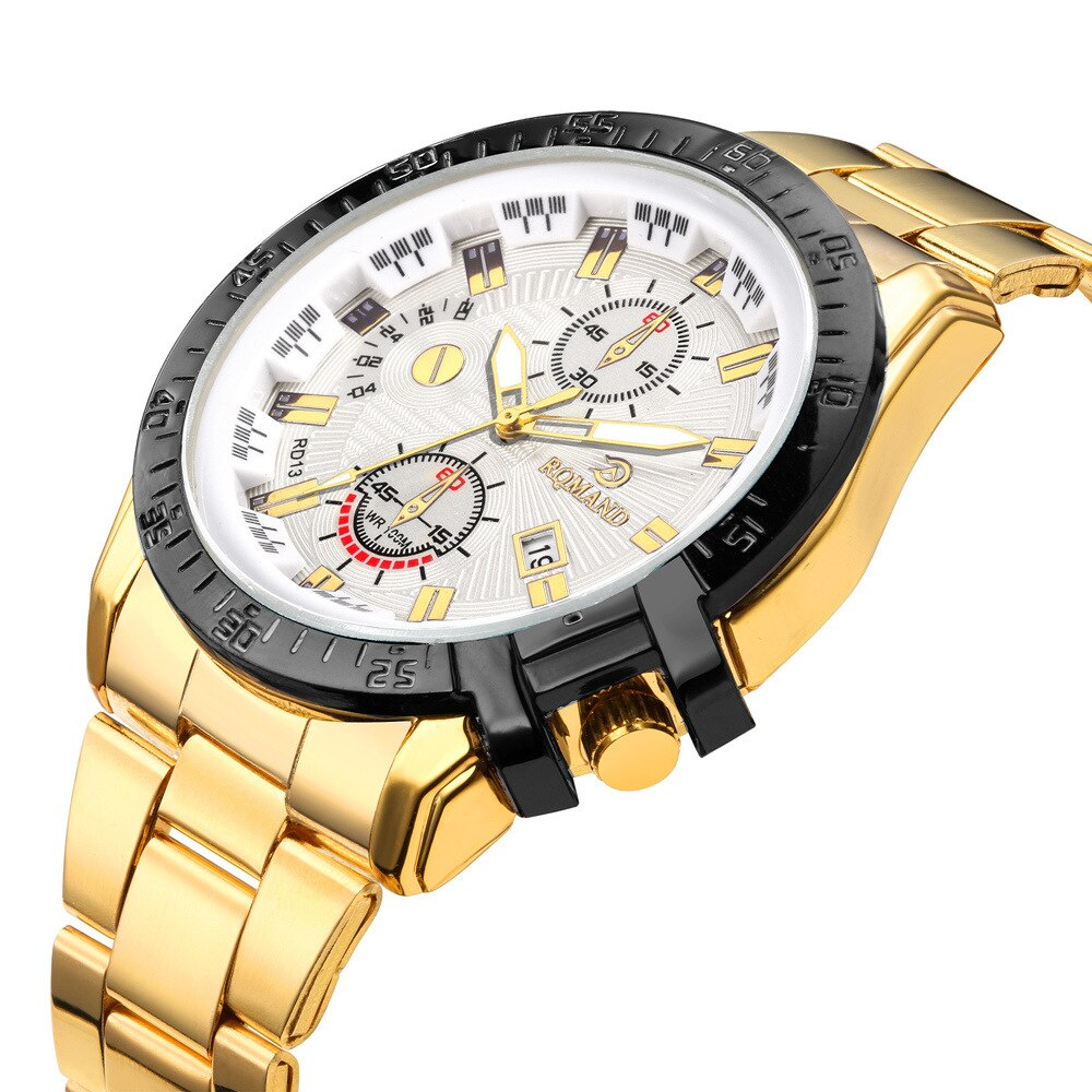 Relojes Hombre 2020 New Watches Men Luxury Brand Chronograph Male Sport Watches Waterproof Stainless Steel Quartz Men Watch enlarge