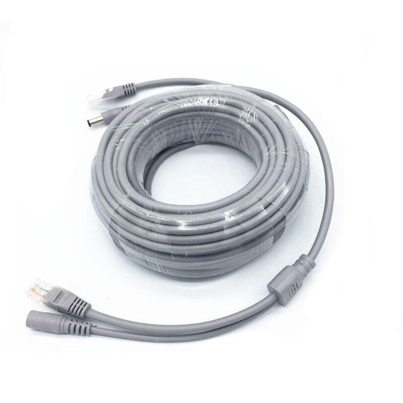 Línea de monitorización de red de tecnología con línea de alimentación integrada Cámara línea de vídeo línea de acabado CF-YPAY