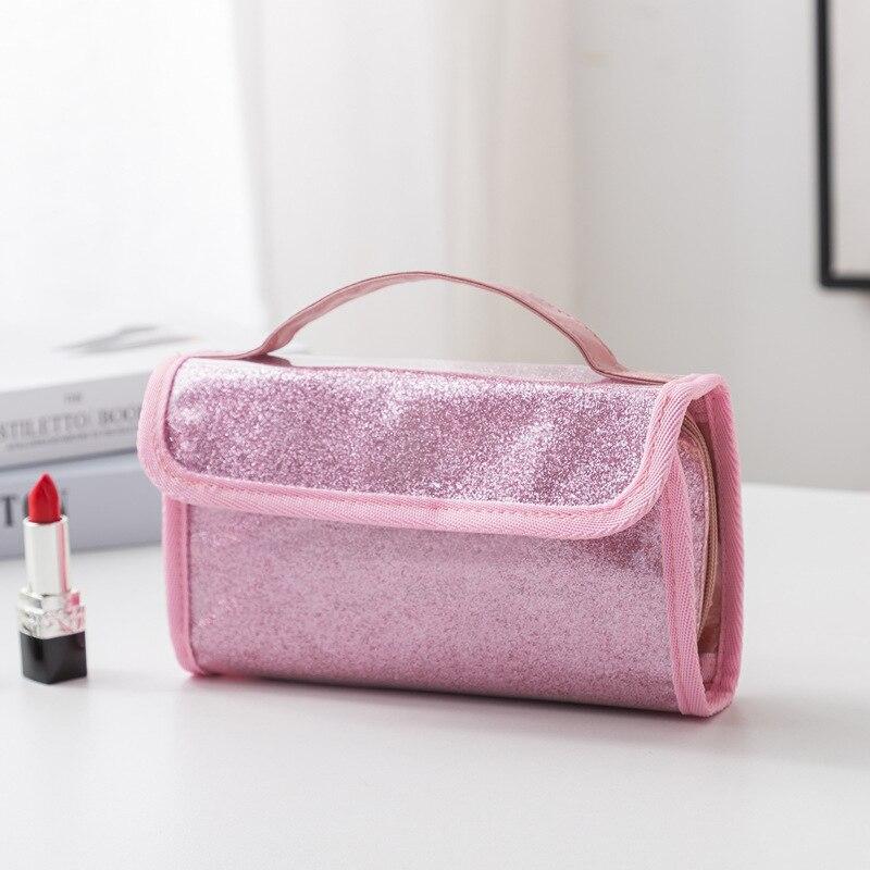 Bolsa De Maquillaje Para Mujer, Neceser De viaje, organizador De cosméticos