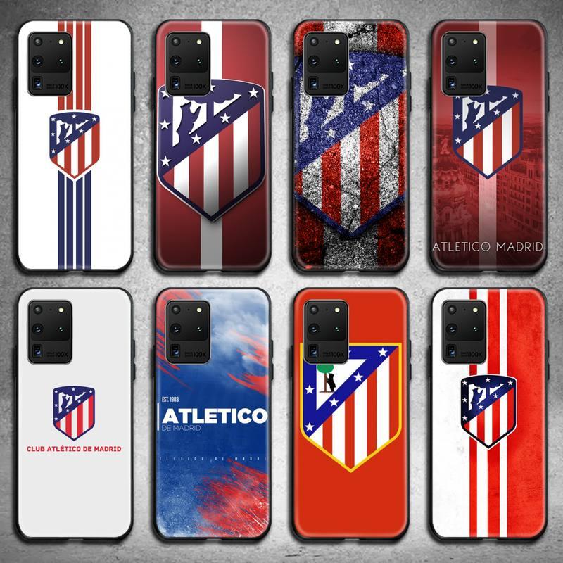 Atlético de Madrid Fútbol caso de teléfono para Samsung S20 plus Ultra...