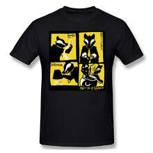 T Shirts Men Powerpuff Badger Recipe T-shirt High Quality Tee Father Day Tops 100% Cotton Clothing powerpuff girls
