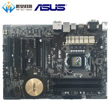 Original Used Desktop Motherboard Intel Z97 Asus Z97-C Socket LGA 1150 Core i7/i5/i3/Pentium/Celeron DDR3 32G ATX